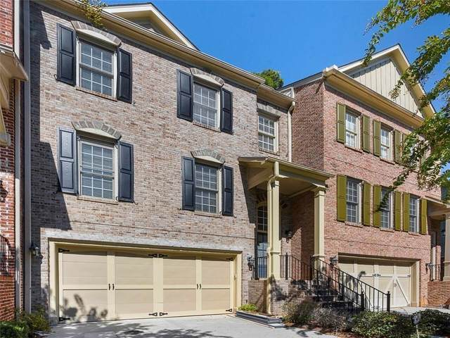 3014 Gaston Circle SE #2, Marietta, GA 30067 (MLS #6797174) :: The Zac Team @ RE/MAX Metro Atlanta