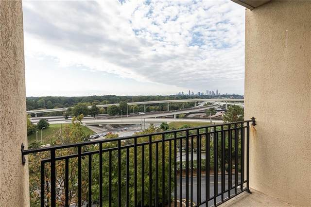 970 Sidney Marcus Boulevard NE #1307, Atlanta, GA 30324 (MLS #6797261) :: KELLY+CO