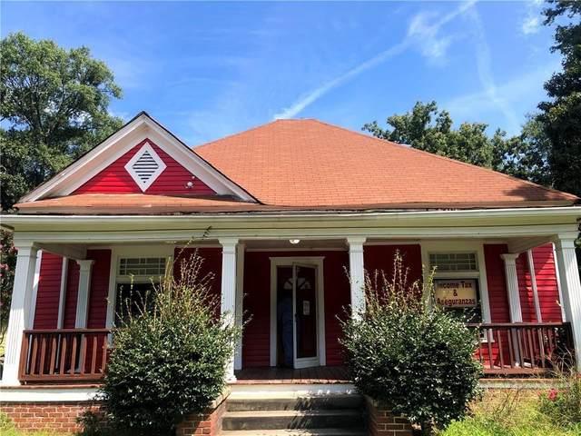 680 Main Street, Forest Park, GA 30297 (MLS #6797298) :: AlpharettaZen Expert Home Advisors