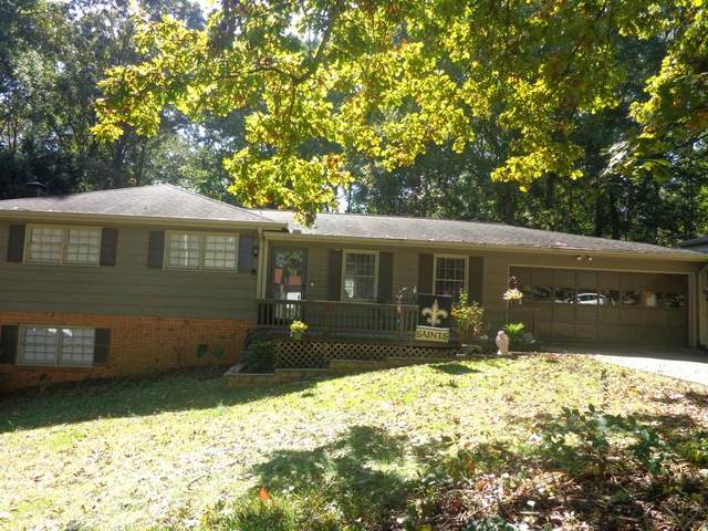 5451 S Lake Drive, Douglasville, GA 30135 (MLS #6797309) :: North Atlanta Home Team
