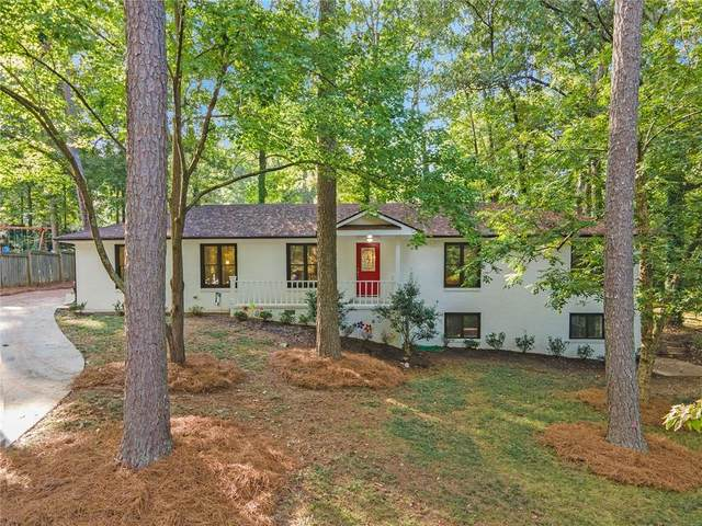1604 Springbrook Drive, Decatur, GA 30033 (MLS #6797350) :: Tonda Booker Real Estate Sales