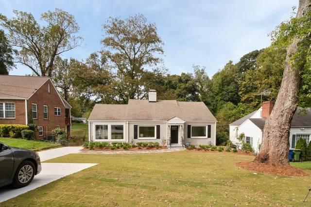 2333 Beecher Road SW, Atlanta, GA 30311 (MLS #6797451) :: Tonda Booker Real Estate Sales