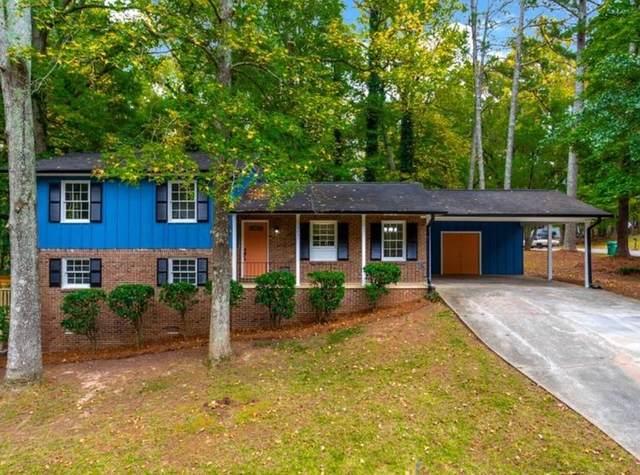 4031 Wedgefield Circle, Decatur, GA 30035 (MLS #6797465) :: The Zac Team @ RE/MAX Metro Atlanta