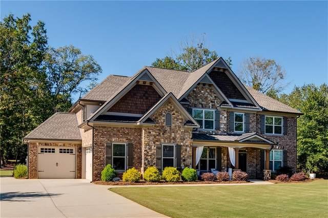 1110 Highland Park Way, Statham, GA 30666 (MLS #6797489) :: Rock River Realty