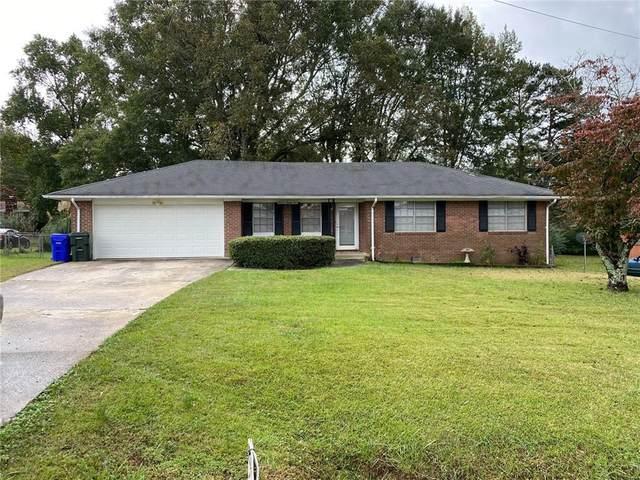 1185 Pine Log Road NE, Conyers, GA 30012 (MLS #6797510) :: North Atlanta Home Team