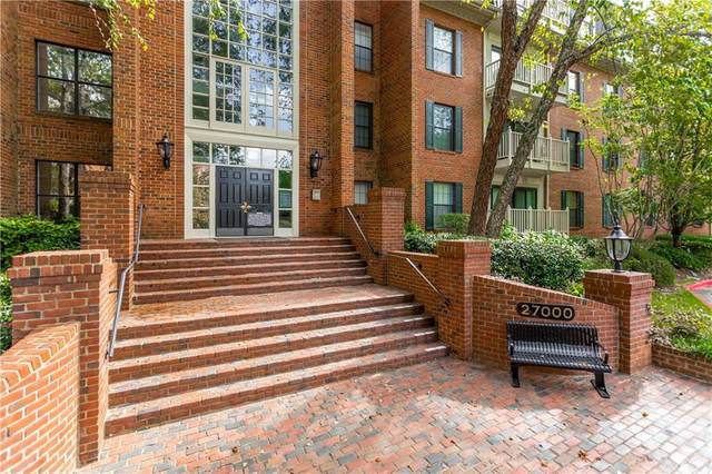 27205 Plantation Drive NE #27205, Atlanta, GA 30324 (MLS #6797532) :: The Heyl Group at Keller Williams