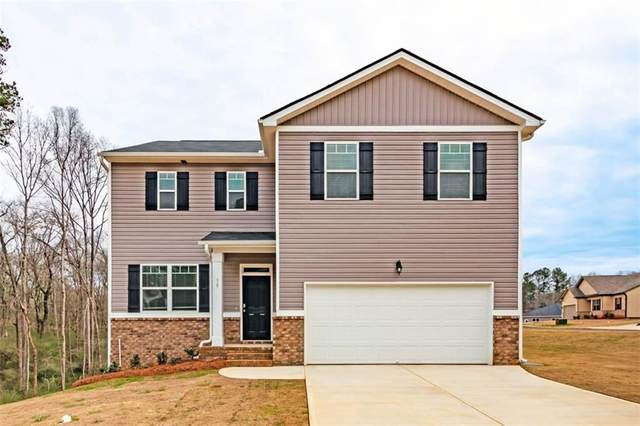 155 Ella Court, Covington, GA 30016 (MLS #6797558) :: Tonda Booker Real Estate Sales
