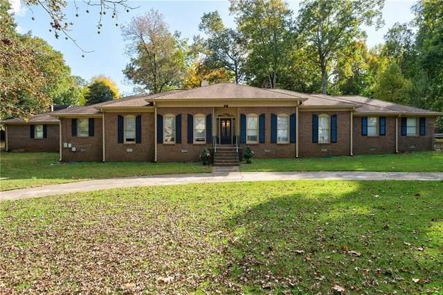 155 Dalrymple Road, Sandy Springs, GA 30328 (MLS #6797662) :: North Atlanta Home Team