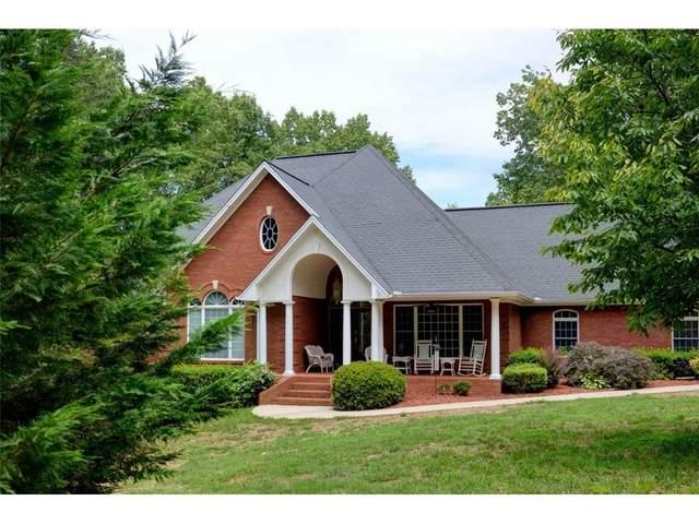 239 Hugh Stowers Road, Dawsonville, GA 30534 (MLS #6797762) :: North Atlanta Home Team