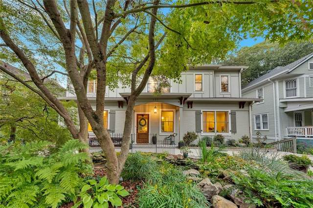 331 Gordon Avenue NE, Atlanta, GA 30307 (MLS #6797781) :: The Zac Team @ RE/MAX Metro Atlanta