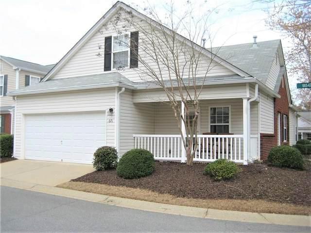 671 W Oaks Drive, Woodstock, GA 30188 (MLS #6797825) :: North Atlanta Home Team