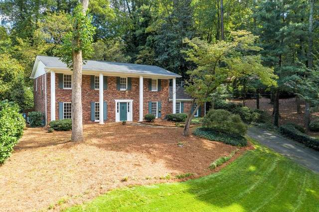 2403 Saint Andrews Court NE, Atlanta, GA 30345 (MLS #6797848) :: Tonda Booker Real Estate Sales