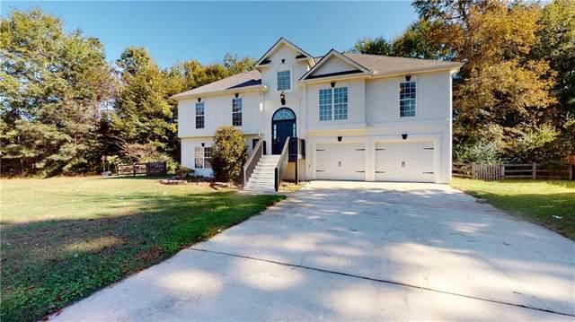 143 Carriage Oak Drive, Villa Rica, GA 30180 (MLS #6797985) :: Tonda Booker Real Estate Sales
