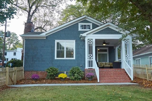332 W Benson Street, Decatur, GA 30030 (MLS #6798160) :: Thomas Ramon Realty