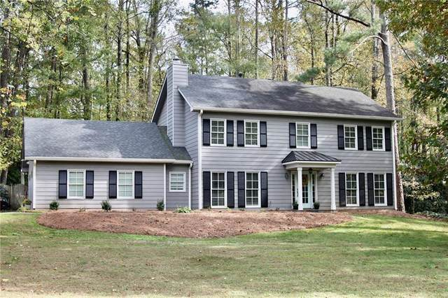 2729 Fieldstone Path, Marietta, GA 30062 (MLS #6798231) :: Tonda Booker Real Estate Sales