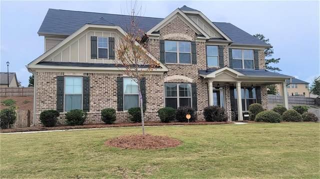 439 Oatgrass Drive, Grayson, GA 30017 (MLS #6798280) :: North Atlanta Home Team