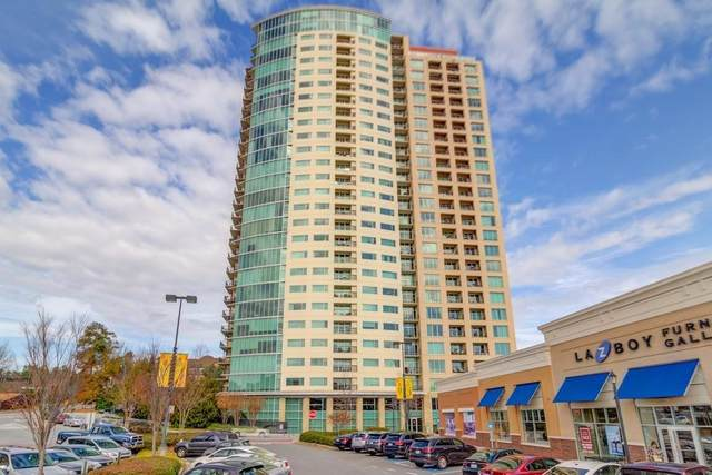 4561 Olde Perimeter Way #1008, Atlanta, GA 30346 (MLS #6798430) :: KELLY+CO