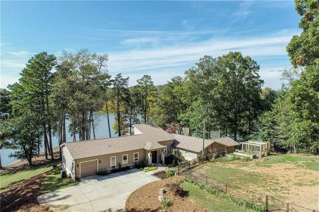 3323 Indian Trail Road, Gainesville, GA 30506 (MLS #6798435) :: North Atlanta Home Team