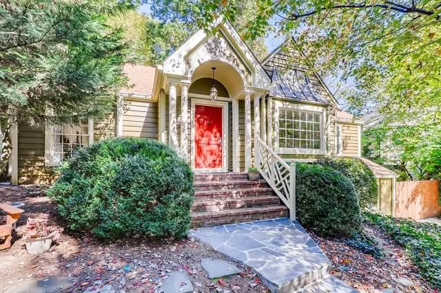 1184 Amsterdam Avenue NE, Atlanta, GA 30306 (MLS #6798628) :: North Atlanta Home Team