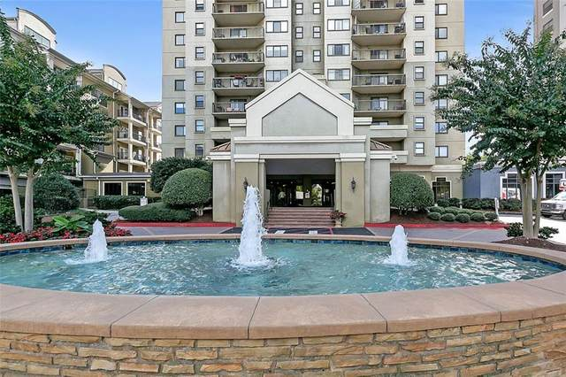 795 Hammond Drive NE #302, Atlanta, GA 30328 (MLS #6798665) :: Oliver & Associates Realty