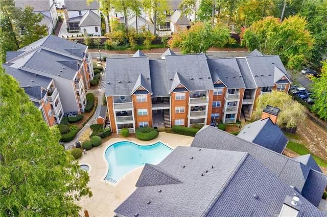 1018 Chastain Park Court NE #1018, Atlanta, GA 30342 (MLS #6799030) :: Keller Williams