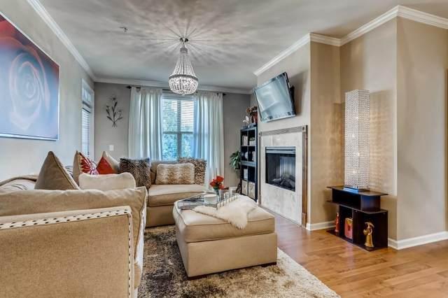 4805 W Village Way #3205, Smyrna, GA 30080 (MLS #6799057) :: Kennesaw Life Real Estate