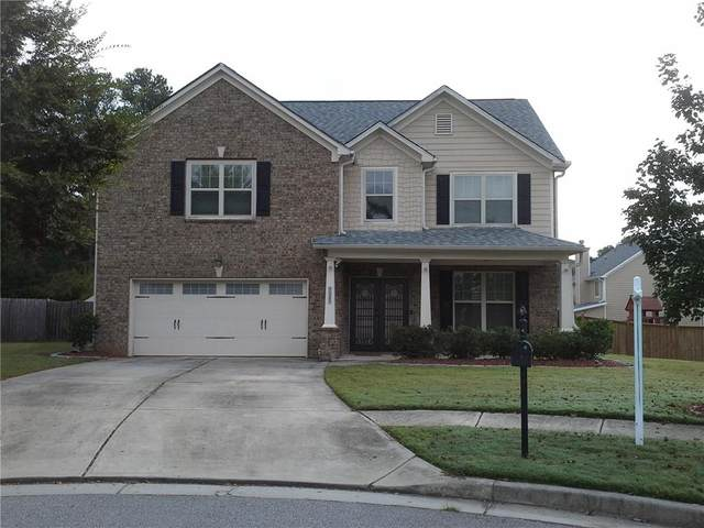 5025 Racquet Court NE, Duluth, GA 30096 (MLS #6799105) :: RE/MAX Prestige