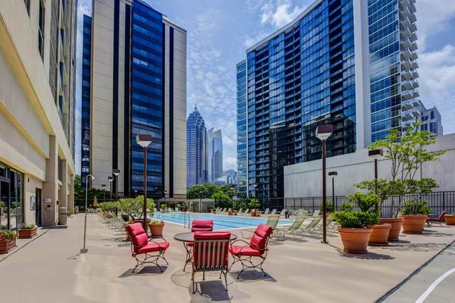 1280 W Peachtree Street NW #906, Atlanta, GA 30309 (MLS #6799432) :: KELLY+CO