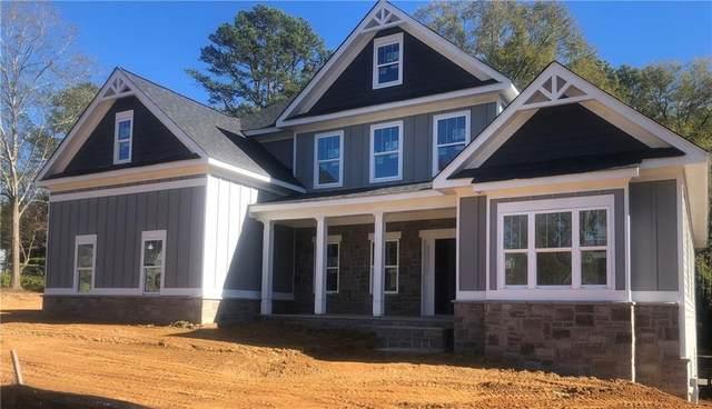 1009 Hartwell Crossing, Gainesville, GA 30501 (MLS #6799503) :: North Atlanta Home Team