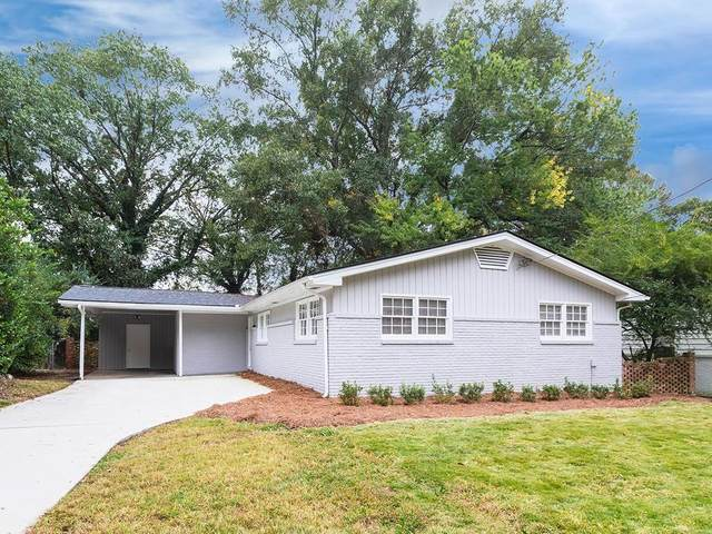 2575 Sharondale Drive NE, Atlanta, GA 30305 (MLS #6799601) :: KELLY+CO