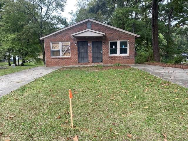 1116 Hightower Road NW, Atlanta, GA 30318 (MLS #6799603) :: Tonda Booker Real Estate Sales