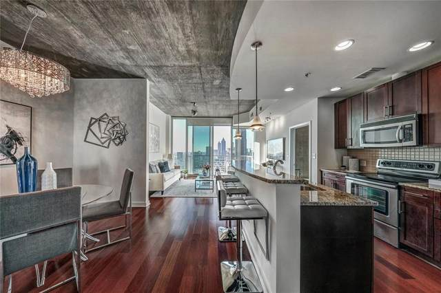 855 Peachtree Street NE #3405, Atlanta, GA 30308 (MLS #6799735) :: Dillard and Company Realty Group
