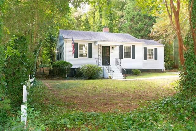 1937 Clairmont Terrace NE, Atlanta, GA 30345 (MLS #6799870) :: Compass Georgia LLC