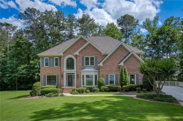 275 Thompson Springs Drive, Alpharetta, GA 30004 (MLS #6799956) :: North Atlanta Home Team