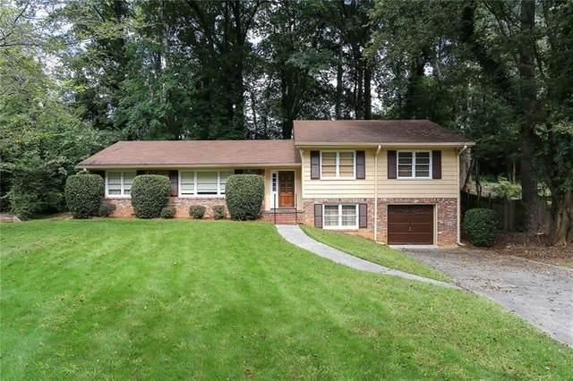1939 Wildwood Place NE, Atlanta, GA 30324 (MLS #6799959) :: Tonda Booker Real Estate Sales