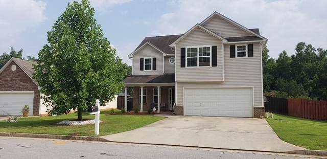 2438 Garnet Avenue, Riverdale, GA 30296 (MLS #6800455) :: The Justin Landis Group