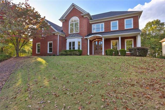 9310 Nesbit Lakes Drive, Alpharetta, GA 30022 (MLS #6800513) :: North Atlanta Home Team