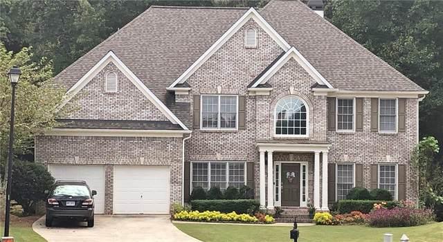 1341 Crest Oak Way, Lawrenceville, GA 30043 (MLS #6800579) :: North Atlanta Home Team
