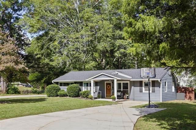 3020 Brook Drive, Decatur, GA 30033 (MLS #6800603) :: North Atlanta Home Team