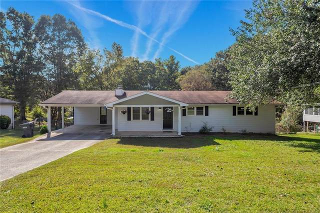 3965 Yeager Road, Douglasville, GA 30135 (MLS #6800625) :: The Cowan Connection Team