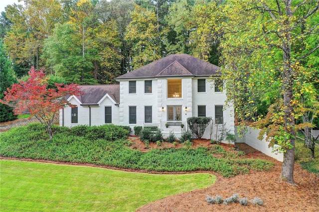 175 Wing Mill Road, Sandy Springs, GA 30350 (MLS #6800641) :: Kennesaw Life Real Estate