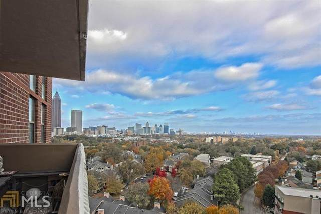 375 NE Ralph Mcgill Boulevard NE #1404, Atlanta, GA 30312 (MLS #6800903) :: The Zac Team @ RE/MAX Metro Atlanta