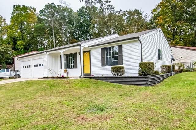 1286 Muirforest Way, Stone Mountain, GA 30088 (MLS #6800981) :: North Atlanta Home Team