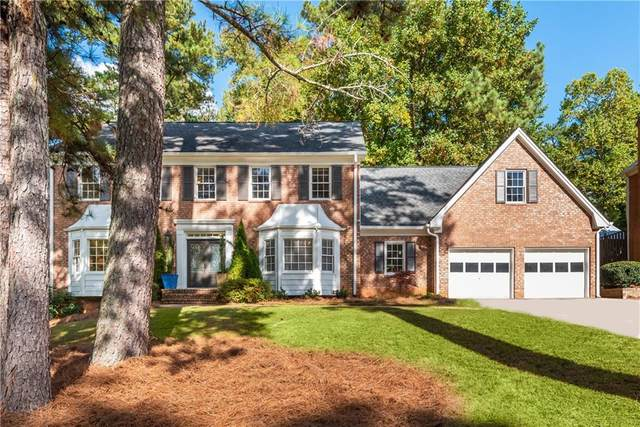 7420 Princeton Trace, Sandy Springs, GA 30328 (MLS #6800997) :: North Atlanta Home Team