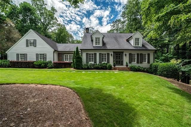 5590 Lake Island Drive, Atlanta, GA 30327 (MLS #6801197) :: Keller Williams Realty Atlanta Classic