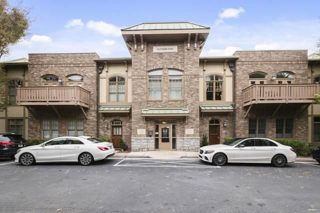 1876 Gordon Manor NE #205, Atlanta, GA 30307 (MLS #6801284) :: AlpharettaZen Expert Home Advisors