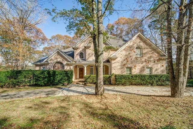 4005 Runnymede Drive SW, Lilburn, GA 30047 (MLS #6801398) :: Keller Williams Realty Atlanta Classic