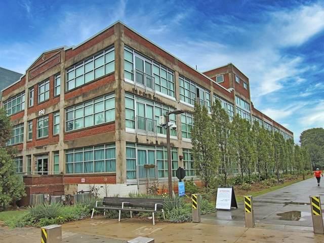 890 Memorial Drive SE #206, Atlanta, GA 30316 (MLS #6801796) :: Tonda Booker Real Estate Sales