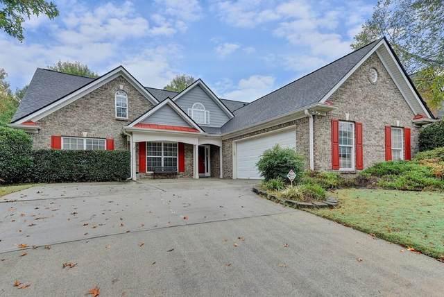 1118 Whisperwood Lane, Lawrenceville, GA 30043 (MLS #6802189) :: RE/MAX Paramount Properties