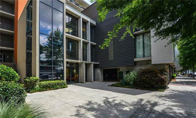 480 John Wesley Dobbs Avenue NE #812, Atlanta, GA 30312 (MLS #6802203) :: The Zac Team @ RE/MAX Metro Atlanta